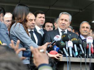 Arınç; Operasyona Türkiye katılmayacak