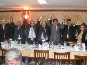 Karapınarlı aday adayları buluştu