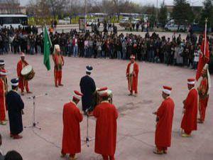Konyada Nevruz kutlamaları