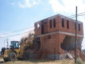 Meramda ruhsatlı inşaat sayısı 3 yılda 7 kat arttı