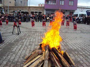 Kuluda Nevruz bayramı kutlandı