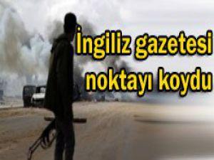 Türkiye Libyada kilit ülke