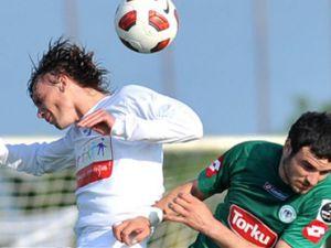 Konyaspor R.Carlosun takımını da yendi
