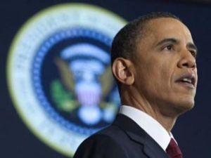 Gazzeyi görmeyen Obama: Suriyedeki iğrenç şiddeti kınıyorum