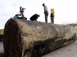 5 bin litre kaçak akaryakıt yakalandı
