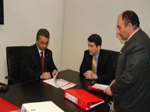 Bilgisayar Operatörlüğü Eğitim Projesi imzalandı