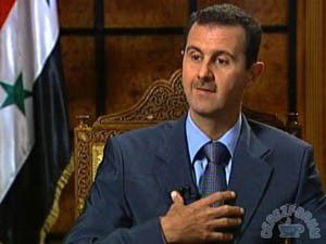 Gösterilerin amacı Suriyeyi yıkmak