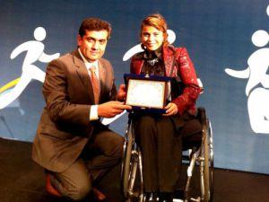 Nazmiye Musluya bir ödül daha
