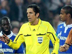 Türk hakem Bundesligayı karıştırdı!
