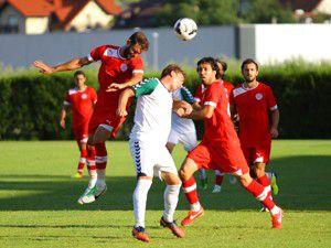 Konyaspor özel maçta Antalyaspora yenildi