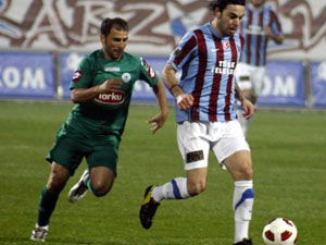 Trabzonspor 1 - 0 Konyaspor