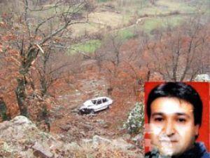 Konyada otomobil devrildi; 1 ölü