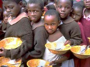 Hiç bu kadar çok aç insan olmamıştı
