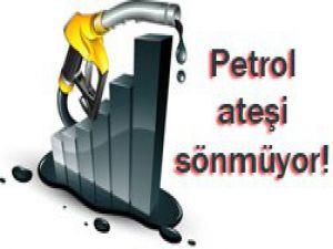 Petrol 30 ayın zirvesinde!