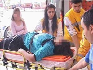 Konyada kız isteme kavgası: 2 yaralı