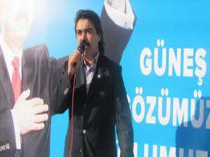 Türkiyenin ilk seçim bürosu Konyada açıldı