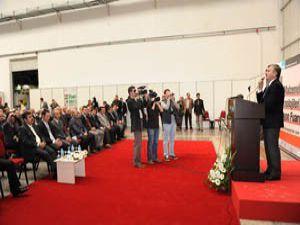 7. Konya Kent Yerel Yönetim İhtiyaçları Fuarı Açıldı