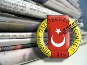 Gazeteciler Cemiyeti fena karıştı