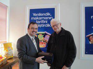 Selva Gıda Türk Einsteinını ağırladı!