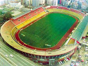 Ali Sami Yen Stadının yıkıyorlar!