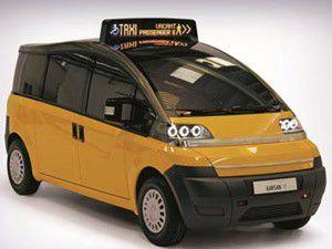 Türk taksisinin New Yorkta engeli kalmadı