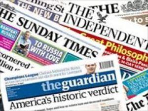 Yabancı basın aday listelerini tartışıyor