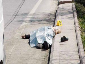 50 metre fren yaptı, çarptığı yaya öldü