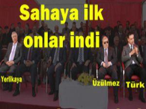 Milletvekili adayları sahaya indi