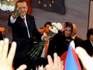 Erdoğan Avrupanın kimyasını bozdu