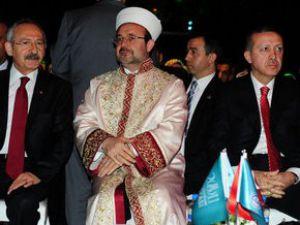 Erdoğan-Kılıçdaroğlu Kutlu Doğum da buluştu