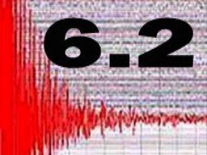 Yine Japonya Yine Deprem!