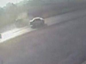 Konyada trafik kazası : 2 yaralı