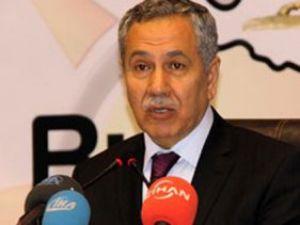 Arınçtan BDPli Tuncele: haddini bil