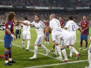 İspanyada El Clasico heyecanı