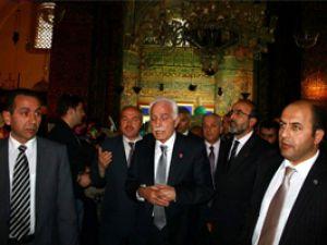 SP lideri Mustafa Kamalak Konyada