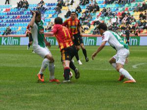 Kayserispor 1-3 Konyaspor