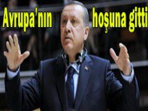 Erdoğanın espirisi çok tuttu