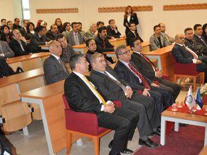 Rehber öğretmenler Karatay Üniversitesinde buluştu