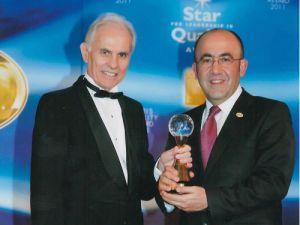 Konya Şekere Fransa Altın Kategori ödülü