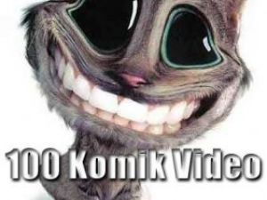 200 saniyede 100 komik video