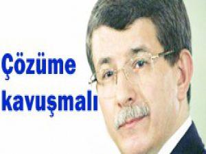 Davutoğlu YSK kararını değerlendirdi