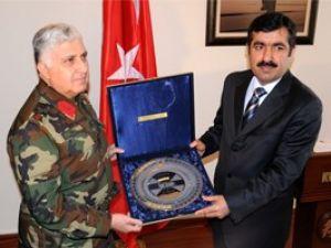 Jandarma Genel Komutanı Konyada