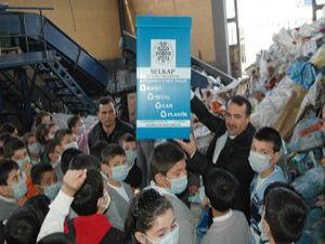 154 bin konutta geri dönüşüm uygulaması