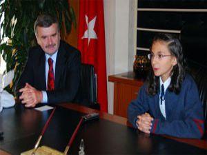 Temsili Başkan Nesibe Nur Balcı oldu