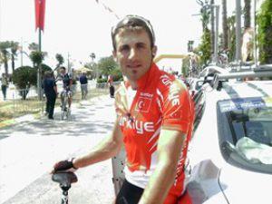 Cumhurbaşkanlığı Bisiklet Turunda Bir Konyalı