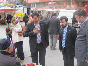 HAS Parti milletvekili adayları halkla buluştu