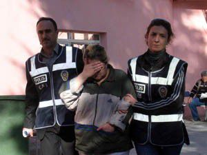 Konyada suç örgütü operasyonu: 9 gözaltı
