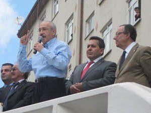 CHP Lideri Kılıçdaroğlu Konyada