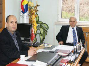 Baloğlu ve Ak Partililerden ATSOya ziyaret