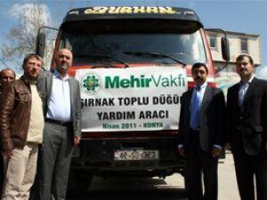 Mehir Vakfı Türkiyeye açıldı